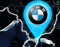 Painel de Lançamento da Fábrica BMW no Brasil