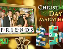 Friends Christmas Day Marathon
