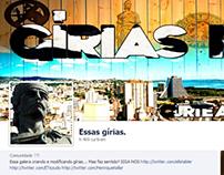 Essas Gírias - Facebook Page