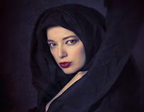 Portraits of Helen Diaz