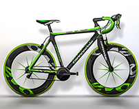 CANNONDALE EVO BICYCLE PROJECT 2015 BY PARADOX