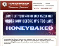 HoneyBaked Ham Email Marketing Selected Works