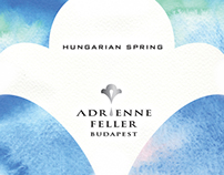 HUNGARIAN SPRING - Organic Cosmetic Packaging
