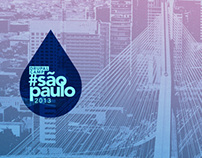 DrupalCamp São Paulo, identity and campaign