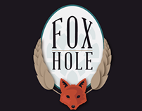 Foxhole Brewery Concept Label