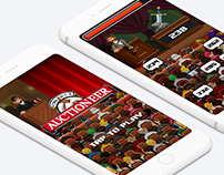 Auctioneer Mobile Game