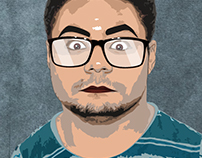 Caricature Drawing Photoshop
