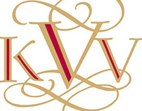 Britton Design Monograms for Wine Label Designs