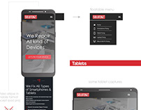 Solutek USA - Web Design / UX