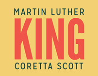Martin Luther & Coretta Scott King Memorial