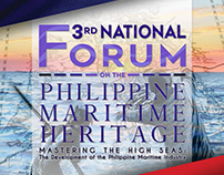 3rd Natl Forum on the Philippine Maritime Heritage