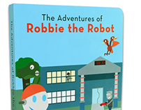Robbie the Robot Book