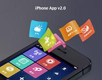 iPhone App v2.0