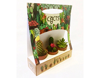 cacts packaging design