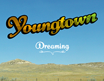 "Youngtown ""Dreaming"" Digital Single Art"