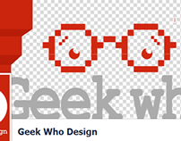 Geek Who design Facebook Cover