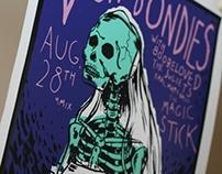 Von Bondies Poster