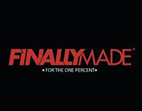 FINALLYMADE Design Work