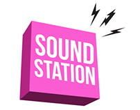 Branding: Sound Station music channel