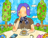 "gap1969magazine ""International Coffee Day"""