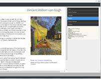 Cross-browser Epub Reader (2012-13)