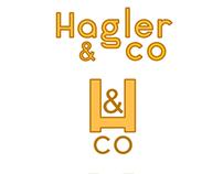 Hagler & Co. Branding - Logo Design