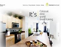 Rodas Enclave (Hiranandani) Website