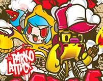 2008 // PARKO X PARPA COLLABORATION PROJECT