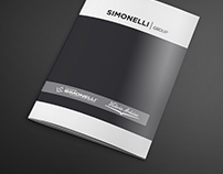 Brochure Simonelli GROUP design