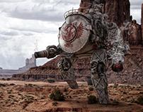 Steam Dreadnought