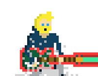 Bass Player (Game Idea)