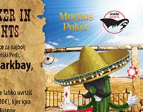 Muchos Poker - Flyer