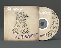 Album cover/Fall out boy
