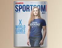 Ukrainian sports magazine