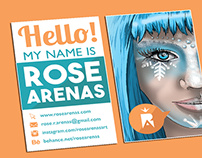 Rose Arenas Design Re-Branding Project