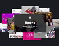 Free Joomla Template - Business, Forum, eCommerce Theme