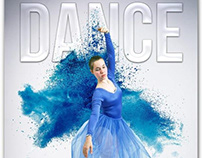 Dance photography templates for photographers