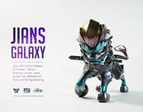 J.T studio - Jians Galaxy