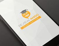 Review Amigo (Android App Redesign)