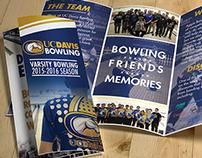 UC Davis Bowling Brochure