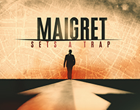 Maigret // Title Sequence