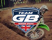 Team GB Motocross of Nations Logo