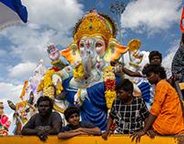 Ganesh Visarjan - Pattinapakkam, Chennai, 2019