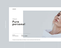 Pure_personal Fashion & Graphic Design