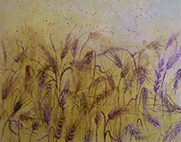 """ Golden Wheat Field Magic """