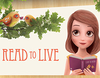 Read to live, live to read