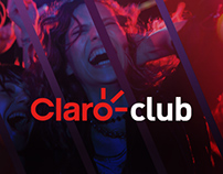 Social Media - Claro Club