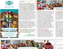 Fawzia Sultan Rehabilitation (Drive Safe Brochure)