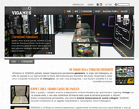 Vigamus - Web Design