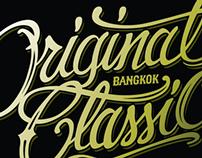 ORIGINAL CLASSIC // 2011